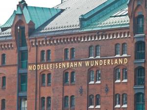 Miniatur Wunderland in der Speicherstadt Hamburg