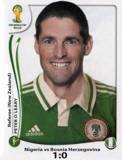 21. Juni, Nigeria – Bosnien-Herzegowina (1:0): Edin Dzeko (Bosnien) erzielt in der 22. Minute ein klares Tor. Schiedsrichter Peter O'Leary (Neuseeland) entscheidet auf Abseits – Fehlentscheidung. Es wäre das 1:0 gewesen.